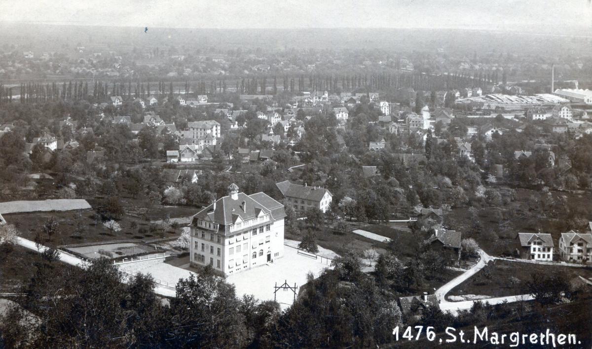 Schulhaus Rosenberg