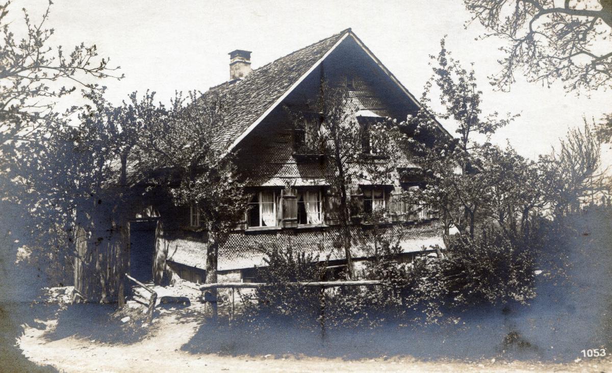 Bauernhaus St.Margrethen