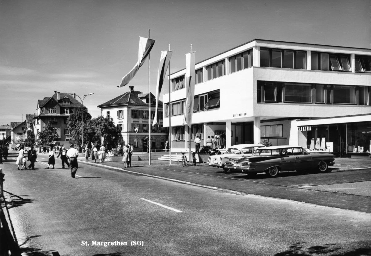 Gemeindehaus St.Margrethen