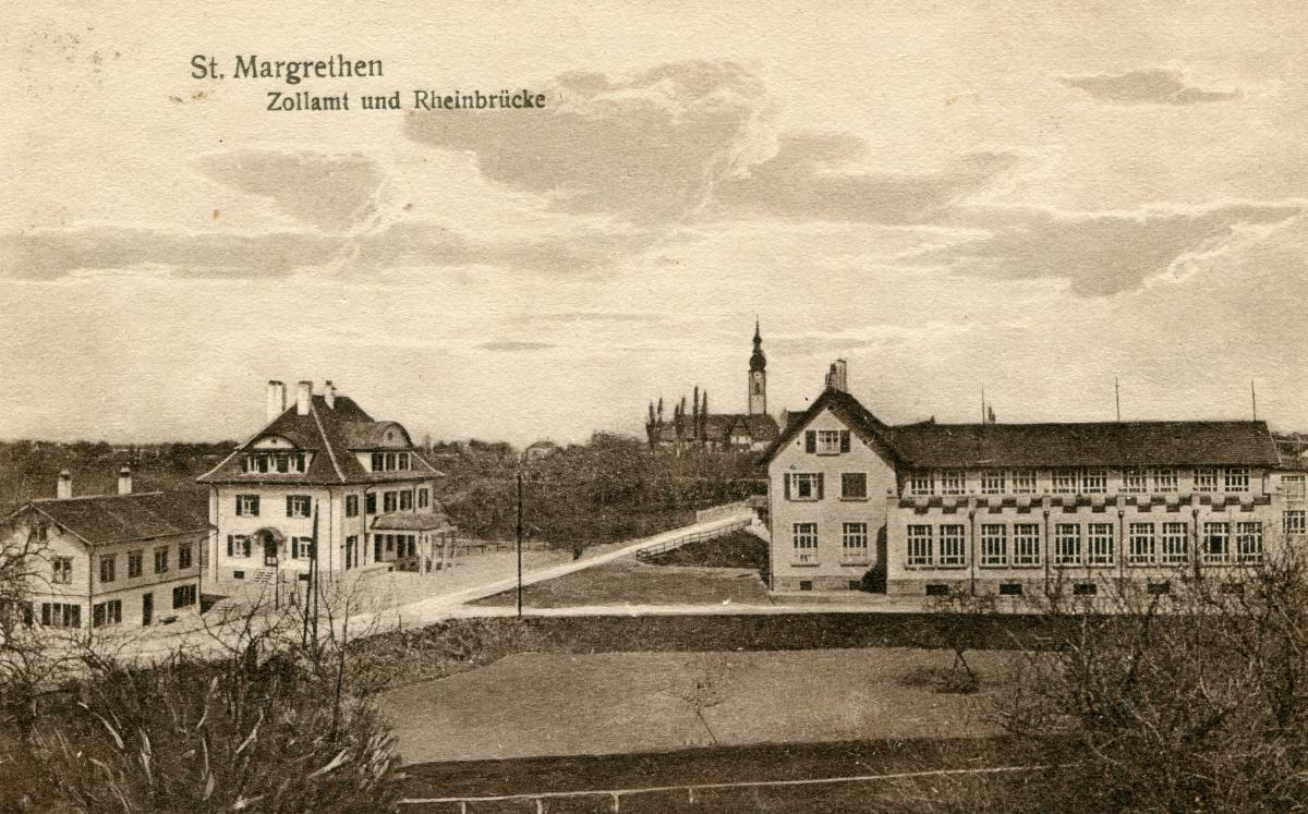 St.Margrethen Zollamt