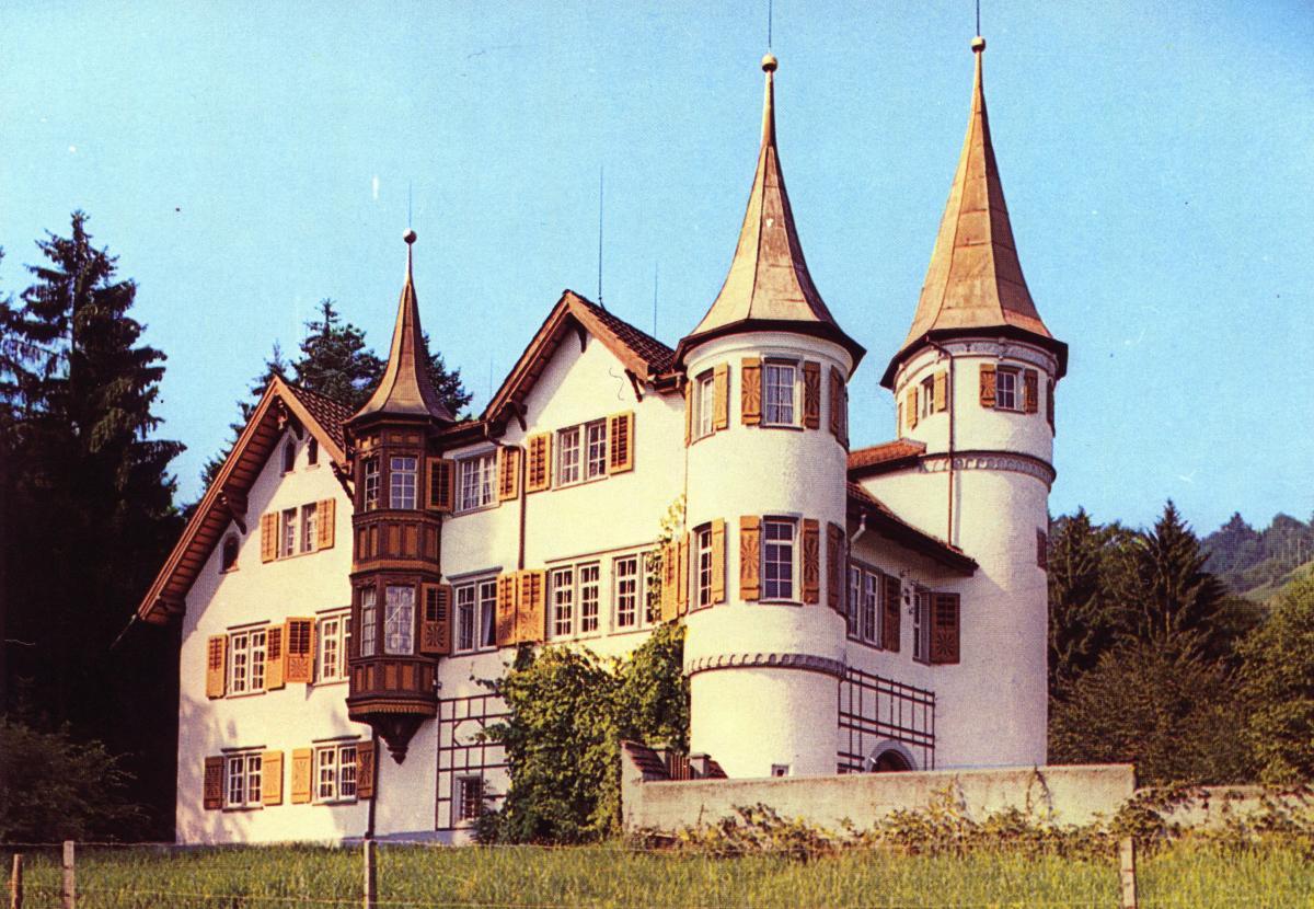 Schloss Vorburg