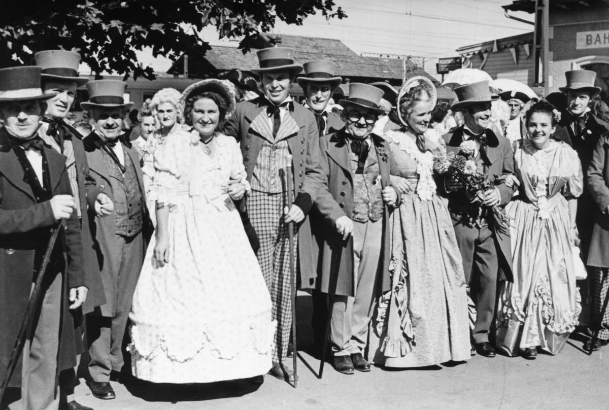 Festumzug 1940/50