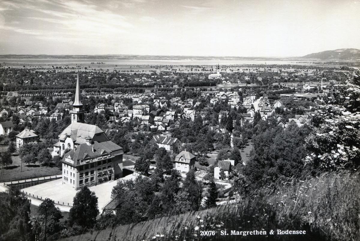 St.Margrethen Generalansicht