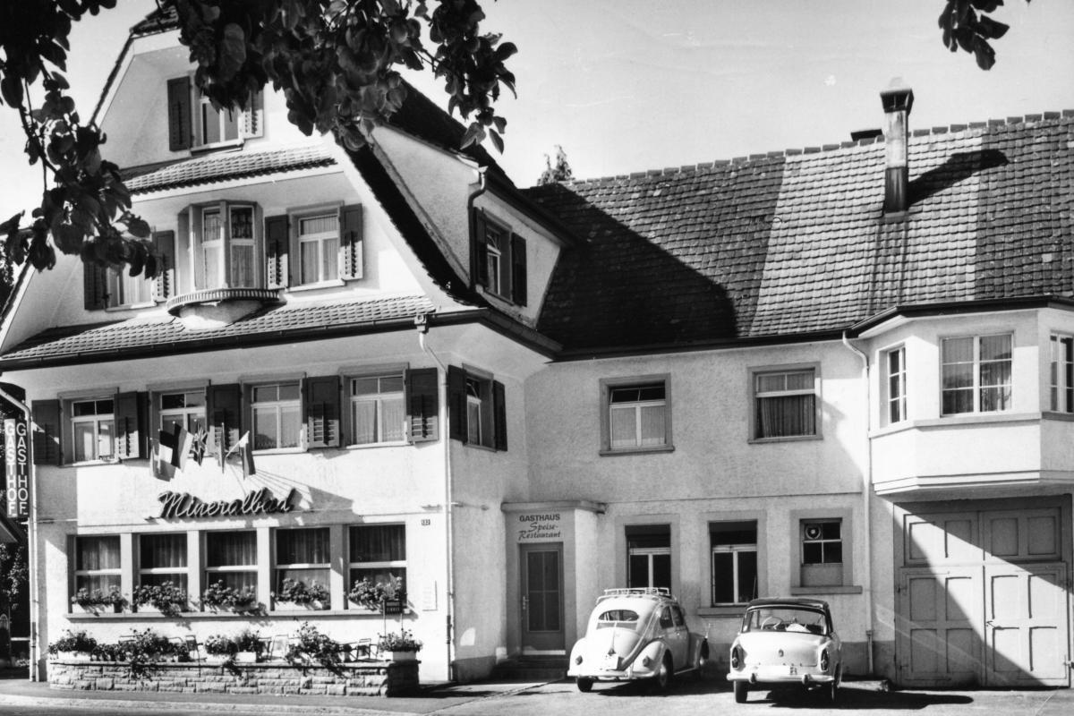 Gasthof Mineralbad