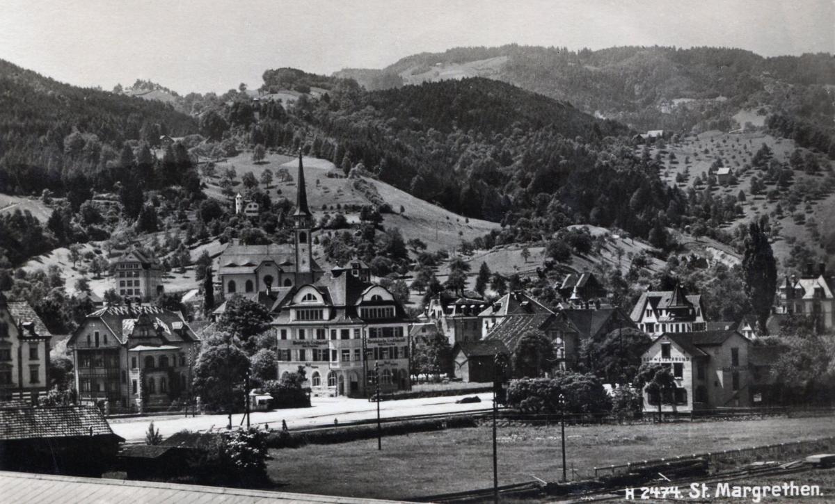 Um das Jahr 1928