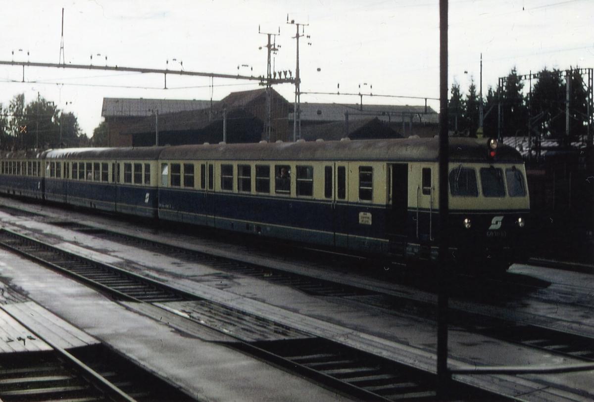 Elektro-Triebwagen