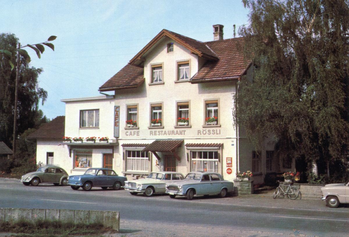 Cafe Restaurant Rössli