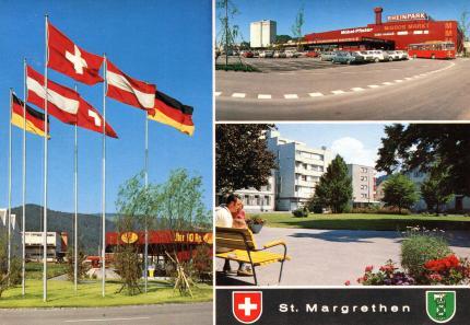 Rheinpark und Pärkli