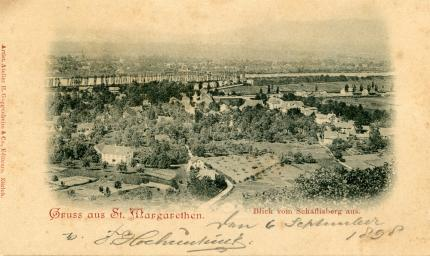 Blick vom Schäflisberg