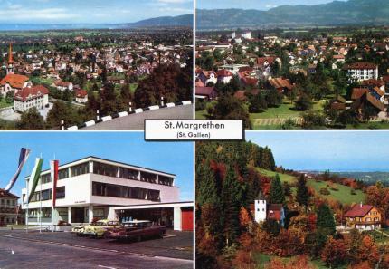 Blick gegen das Vorarlberg