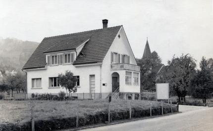Unterdorf in den 50ern